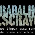 Banner eletrônico de campanha do Ministério Público Federal contra o trabalho escravo