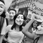 Jornadas de junho de 2013 levaram o povo às ruas (Foto Martinho Caires)
