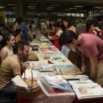 Feira SUB: espaço para as publicações independentes (Foto Ricardo Lima/Divulgação)