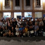 Professores e alunos do Arcevia Jazz Feast 2018/ CRÉDITO: Lalá Ruiz
