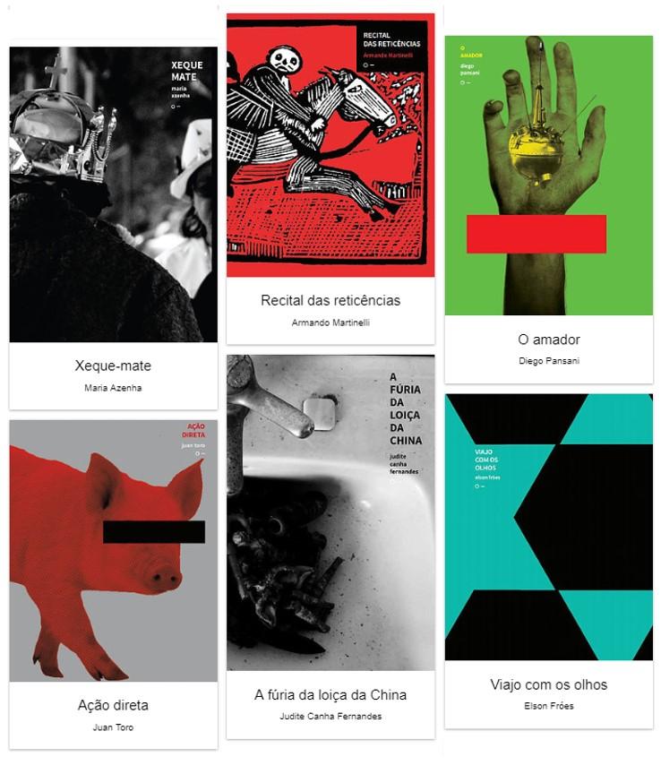 Produtos da Editora Urutau (Foto Divulgação)