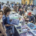 Terceira edição da Feira SUB consolidou o evento na cena da arte impressa independente (Foto Martinho Caires)