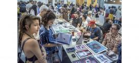 Terceira edição da Feira SUB espelhou a vitalidade da arte impressa e independente do Brasil