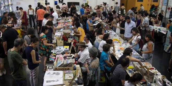 Feira SUB leva oficina e exposição de Xilogravura para a Biblioteca Municipal de Campinas
