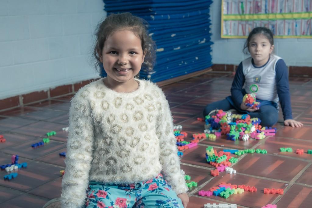 Yasmim Teodoro Alves dos Santos, 5 anos - Foto Martinho Caires