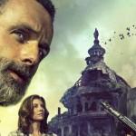 The Walking Dead, nona temporada: poster com Rick, Maggie e Daryl (Divulgação)