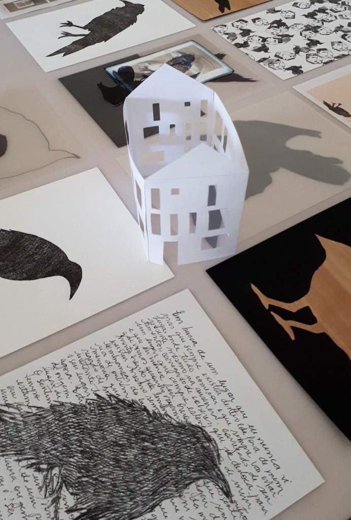 Projeto contempla o ateliê-maquete (Foto Valéria Scornaienchi)