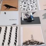 """O desenho, a instalação, o som, o livro de artista, a intervenção e o processo, na exposição """"Pelo Avesso"""" (Foto Valéria Scornaienchi)"""
