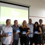 Vencedores do Prêmio Fundação FEAC de Jornalismo de 2018 (Foto ASN)