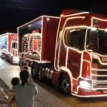 Caravana atrai o público por onde passa (Foto Divulgação)