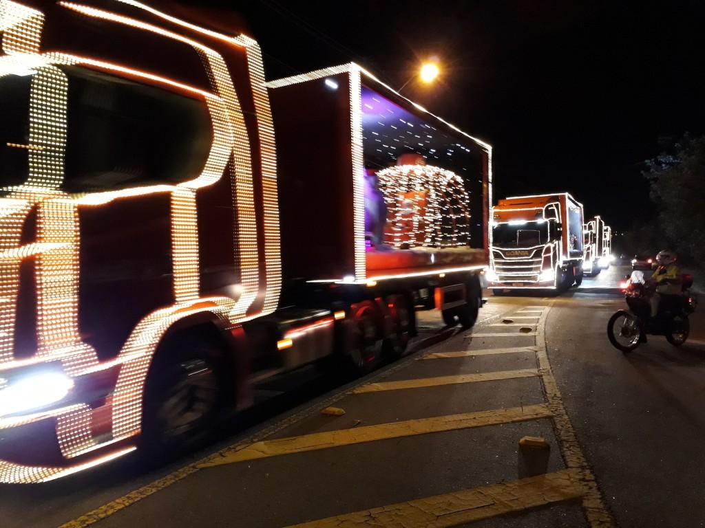 Neste ano a Caravana estará pela primeira vez em Sumaré (Foto Divulgação)
