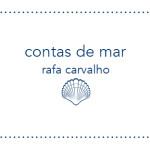 Capa do novo livro de Rafa Carvalho