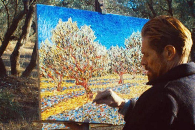 Van Gogh diz que sua pintura é um dom dado por Deus (Foto Divulgação)