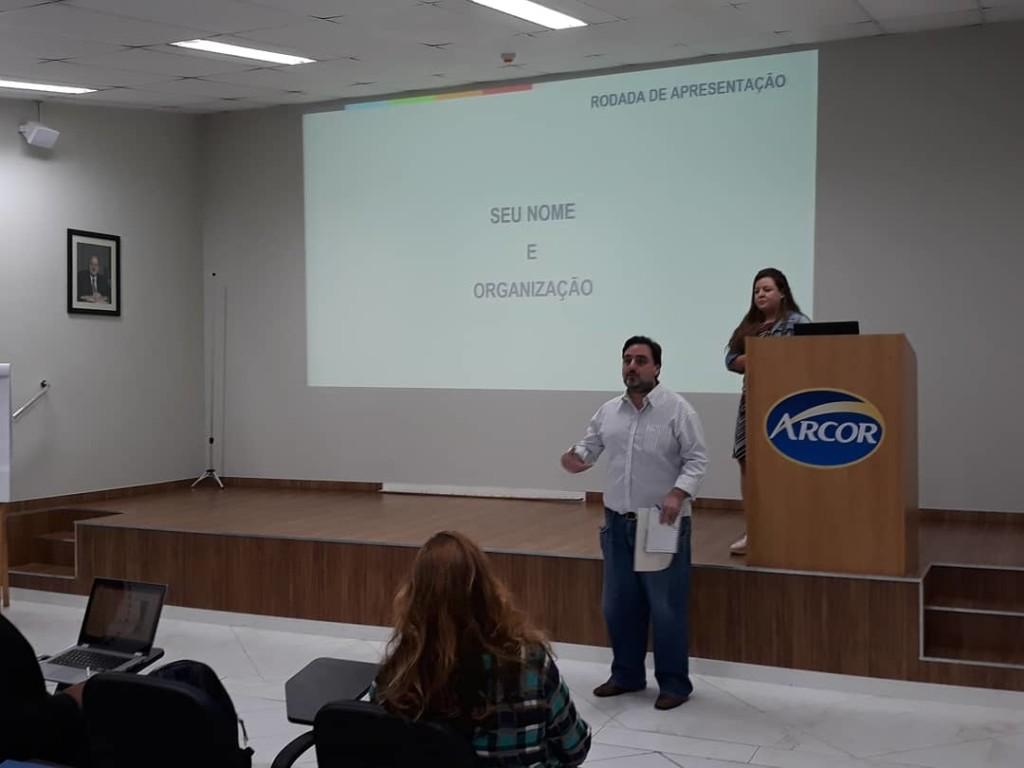 Leandro Pinheiro, superintendente socioeducativo da Fundação FEAC e um dos coordenadores da RIS do Interior (Foto José Pedro S.Martins)