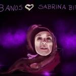 Luto por Sabrina Bittencourt  (Por Synnöve Hilkner)