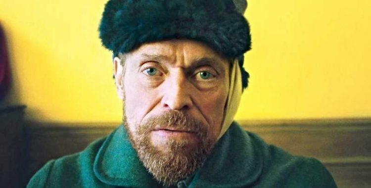 Willem Dafoe no papel do atormentado pintor (Foto Divulgação)