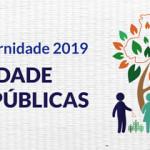 Imagem da Campanha da Fraternidade de 2019