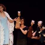 """""""O Sonho"""", do dramaturgo August Strindbeg, em montagem da turma de Artes Cênicas da Unicamp, no Cis-Guanabara"""