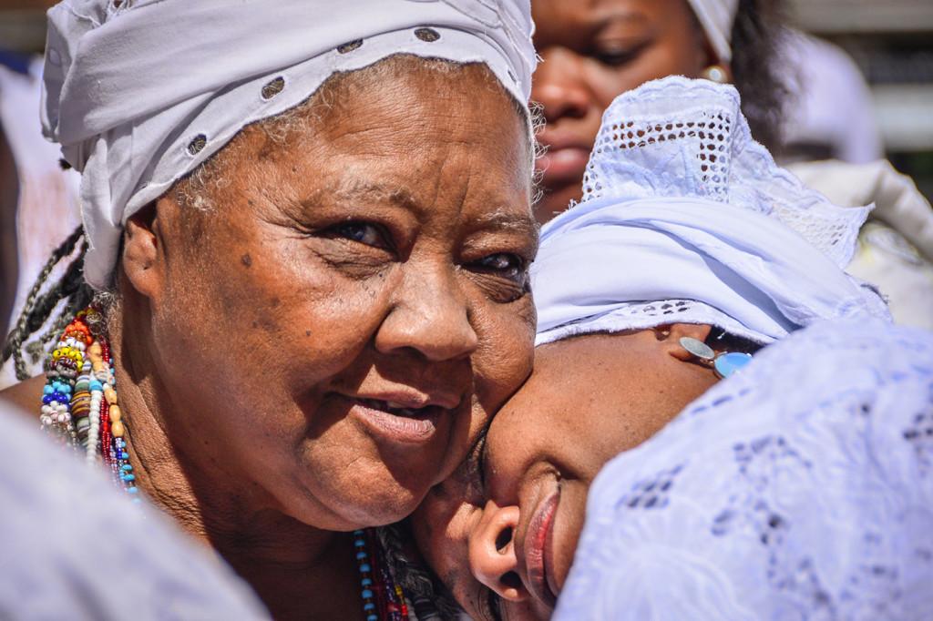 Mãe Maria de Ibeji - Lavagem escadarias 2018 - Campinas - foto Fabiana Ribeiro