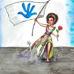 Marielle e Direitos Humanos (Synnöve Hilkner)