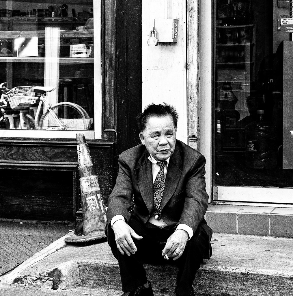 Mr.Tzu Deng - Chinatown, New York 2017 - Foto Hélio Carvalho