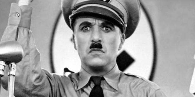 """Discurso de Chaplin em """"O Grande Ditador"""" é monumento à liberdade de expressão (DDHH Já – Dia 78, Art.19)"""