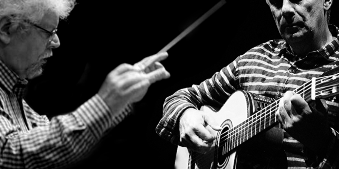 Guinga e Ernani Aguiar são homenageados na 6ª edição do Festival de Música Contemporânea Brasileira