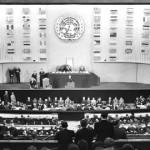 Assembleia das Nações Unidas que aprovou a Declaração Universal dos Direitos Humanos, em 10 de dezembro de 1948 (Foto Site ONU/Reprodução)