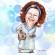 Beth Carvalho 1946 – 2019. Por Synnöve Hilkner