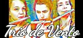 Projeto Tamar de Ubatuba recebe o Trio de Vento no dia 18 de maio