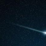 Estrela cadente (Foto Reprodução)