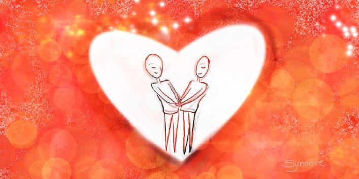 Dia dos Namorados, por Synnöve Hilkner
