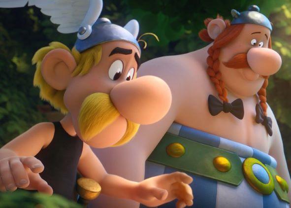 """""""Asterix"""": para quem gosta de animação (Foto Divulgação)"""
